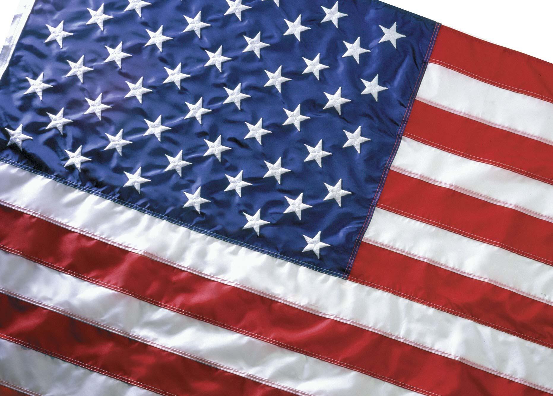 US Nylon Flag